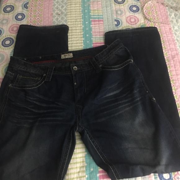 Antique Rivet Other - Buckle Antique Rivet Jeans